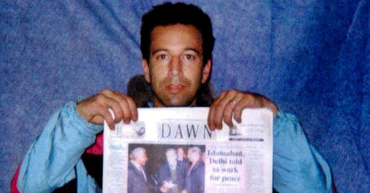 36 US lawmakers ask Pakistan for review of acquittal in Daniel Pearl's murder case