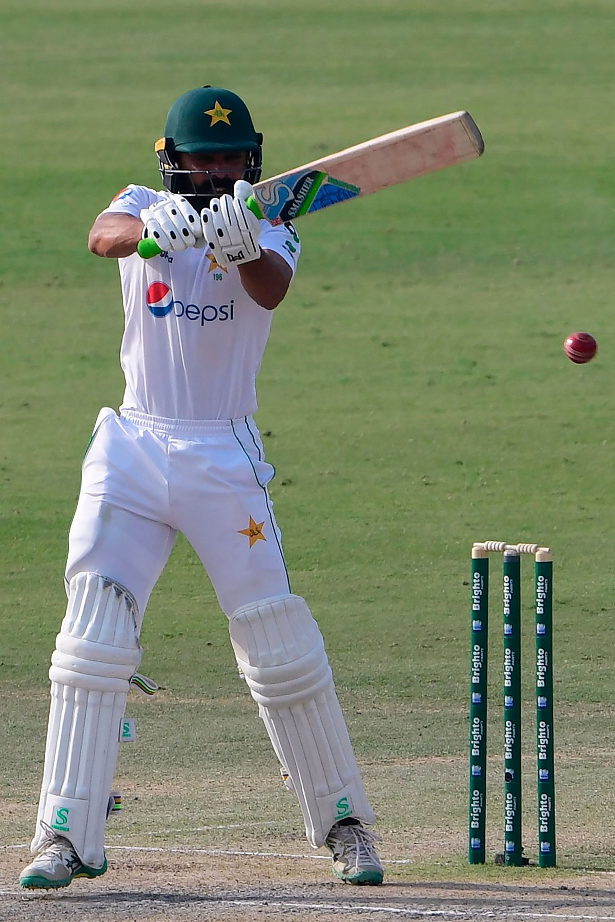 Pakistan vs South Africa; 1st Test: Alam century props up Pakistan