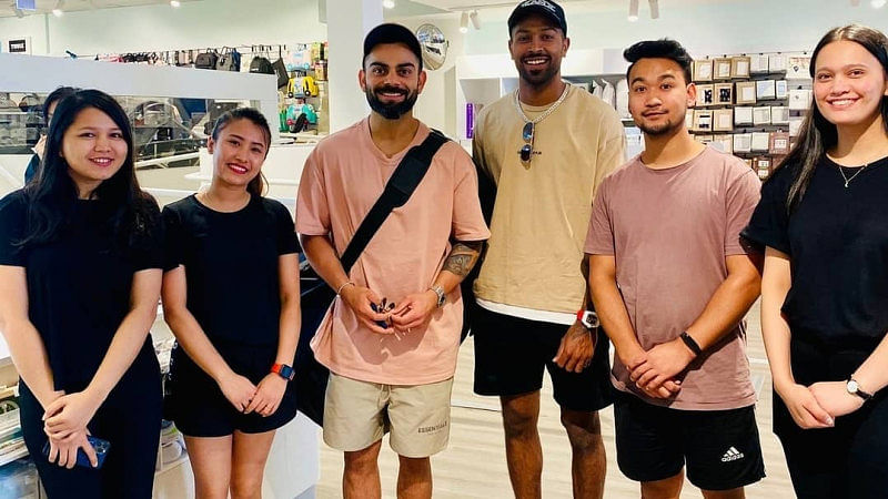 'It's a shame': Sydney baby store owner reacts to reports on Virat Kohli, Hardik Pandya's bio-bubble breach
