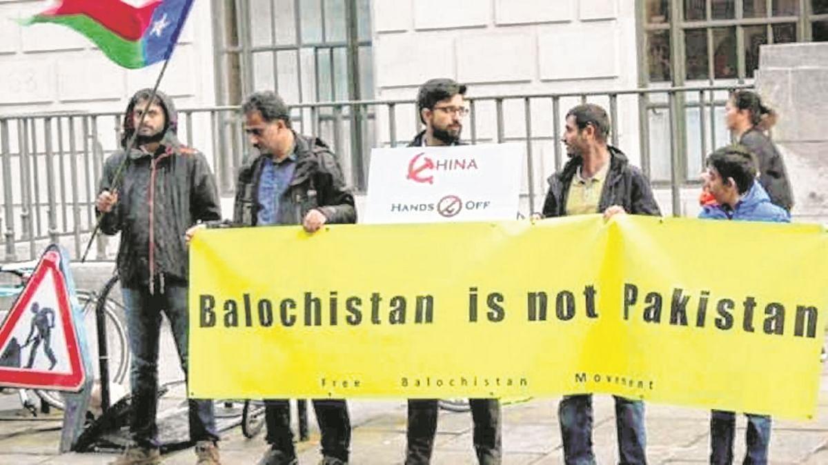 China has deployed me to crush Baloch movement: Pak general