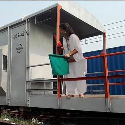 Mumbai: In a first, all-women crew run goods train from Vasai Road to Vadodara