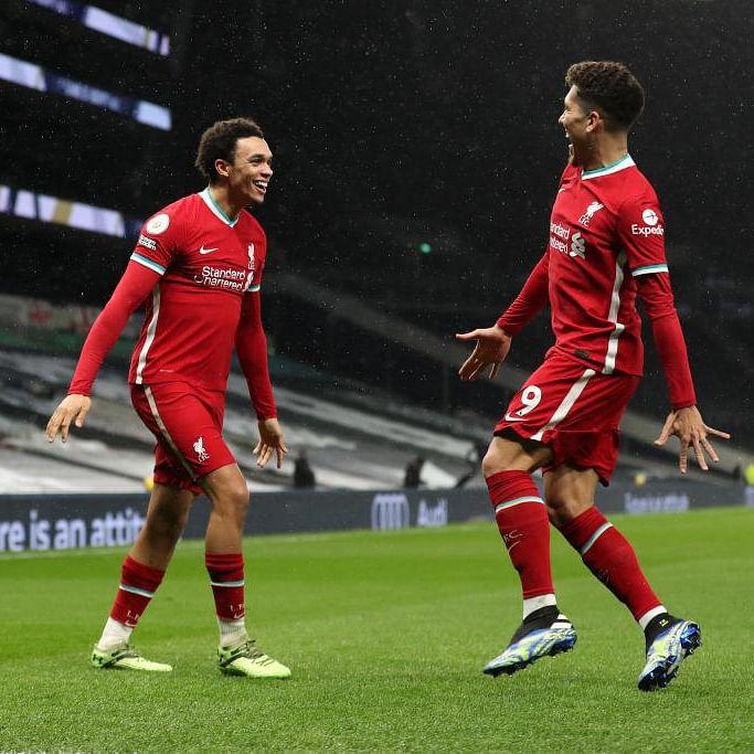 Premier League: Liverpool defeat Tottenham to revive title challenge