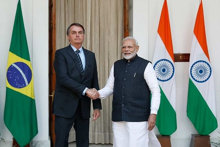 'Honour is ours': PM Modi after Brazil President Bolsonaro thanks India for COVID-19 vaccines