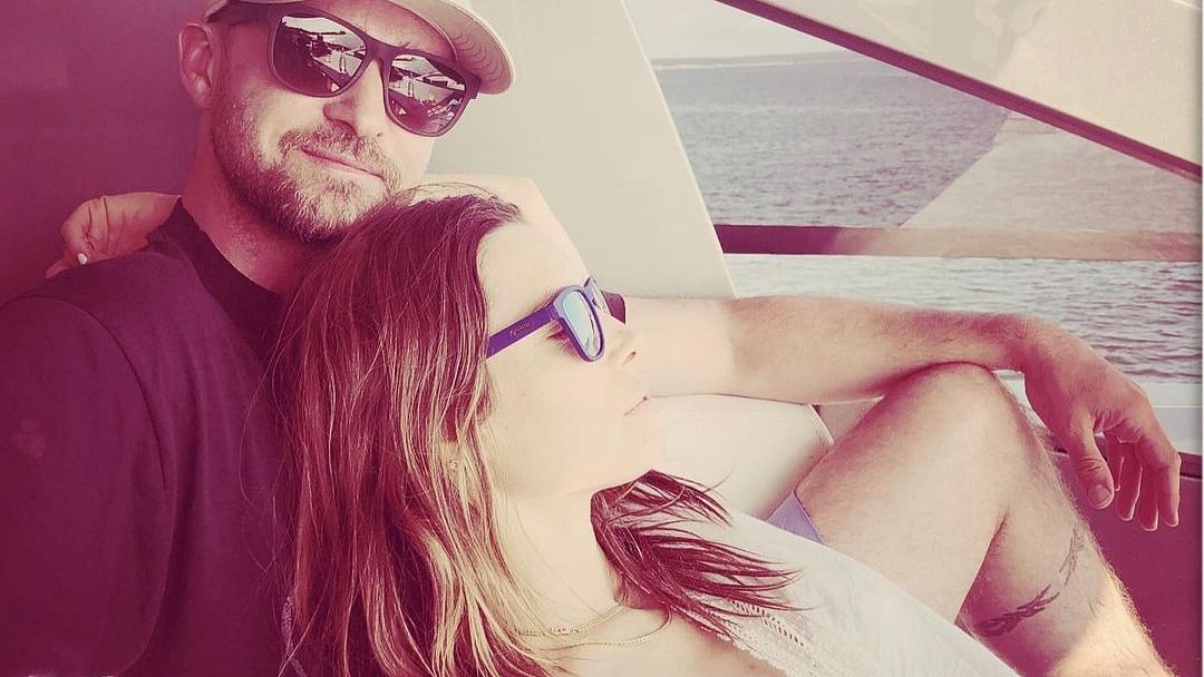 Justin Timberlake finally confirms birth of second child