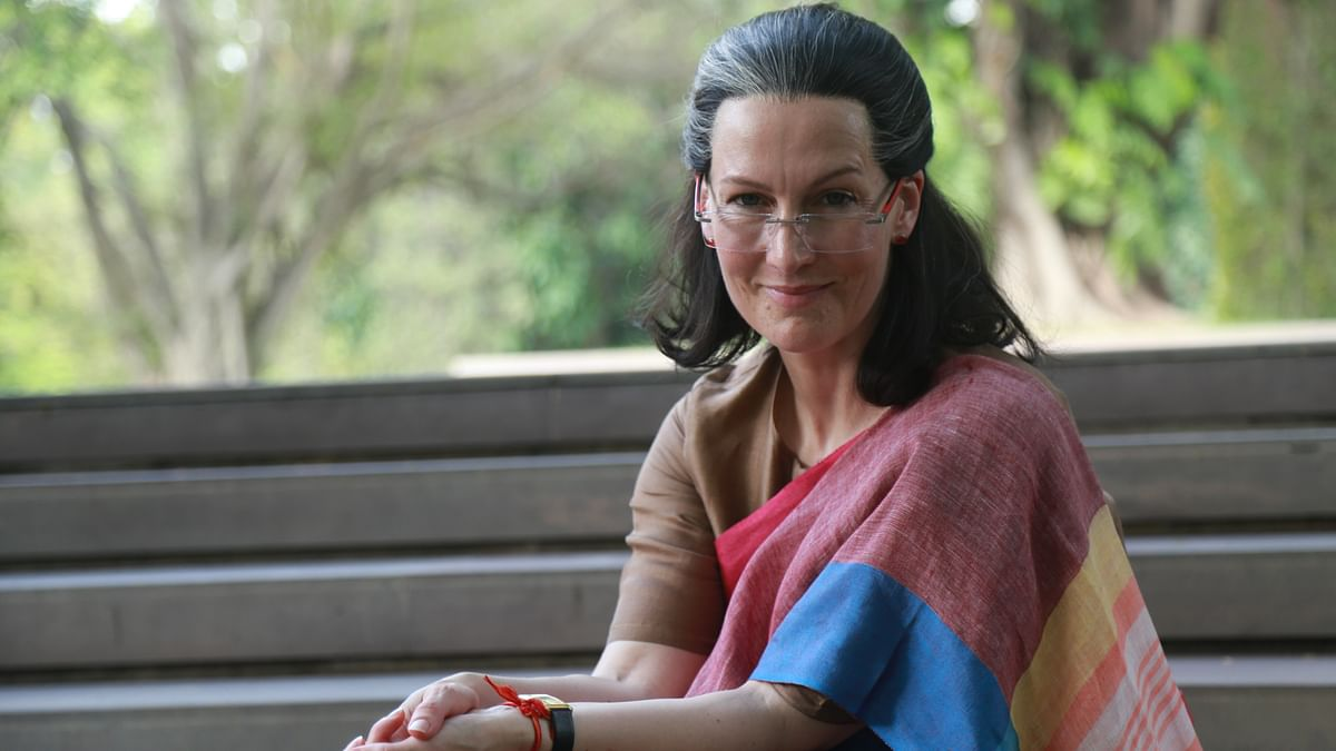 As 'The Accidental Prime Minister' clocks two years, Suzanne Bernert talks about challenging aspects of playing Sonia Gandhi