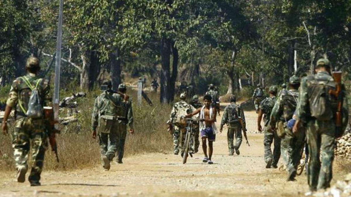 Chhattisgarh: Armed Maoist killed, DRG jawan injured in fierce encounter