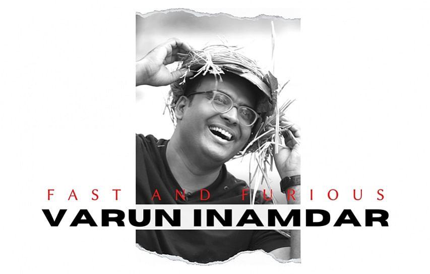 Fast and Furious: Bombay Chef Varun Inamdar