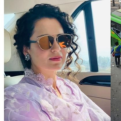 'I did my best to avoid this but I failed': Kangana reacts to violence at protesting farmers' tractor rally