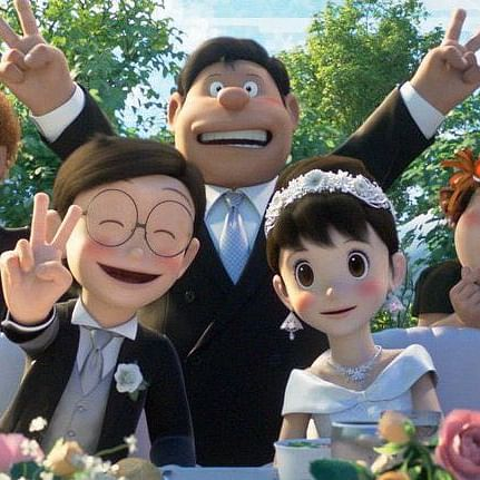 Twitterati get emotional as Nobita finally marries Shizuka in 'Stand by Me Doraemon 2'