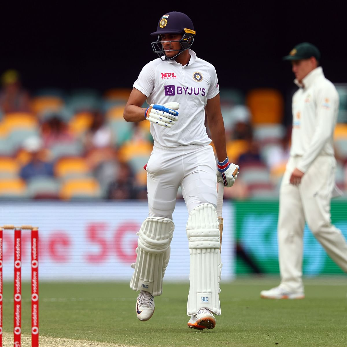 Ind vs Aus, 4th Test: Shubman Gill fifty takes India to 83/1 at lunch on day five
