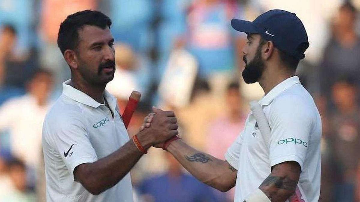 ICC Test Rankings: Virat Kohli steady at 4th place, Cheteshwar Pujara rises to 6th