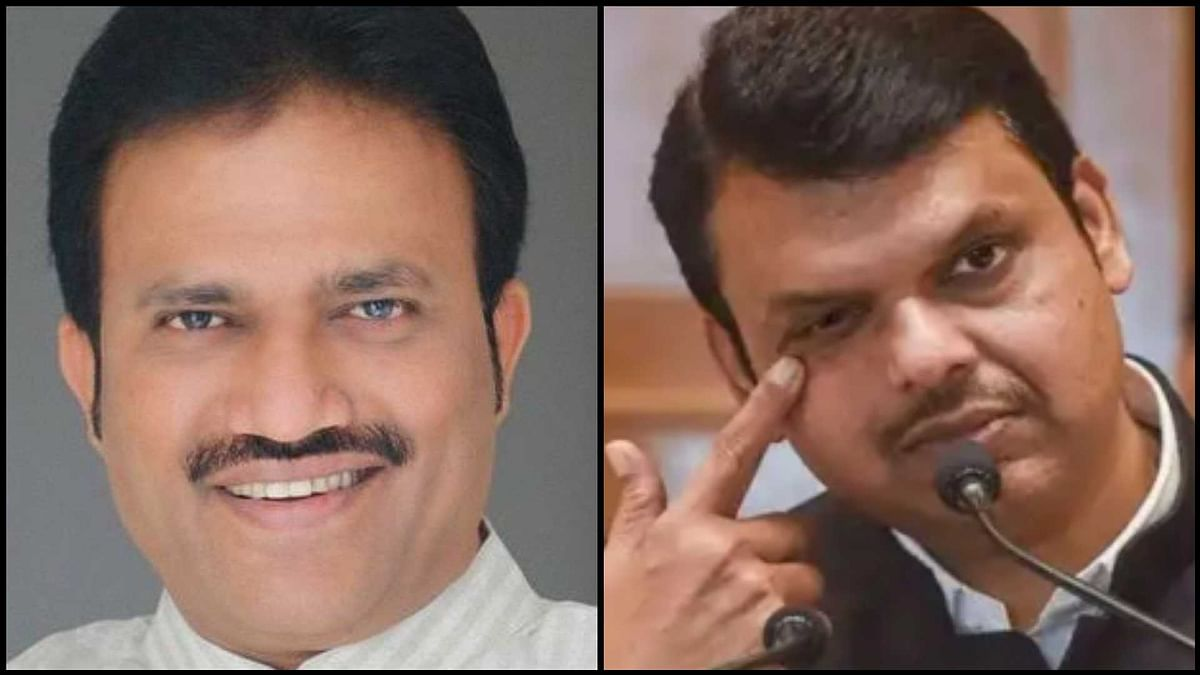 Pune: BJP calls NCP leader Shashikant Shinde's claim on joining offer a joke