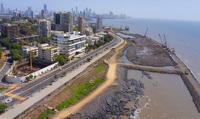 Finally, BMC starts tunnelling works of Coastal Road Project