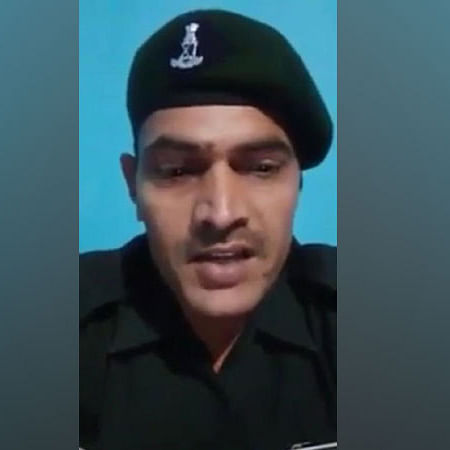Person wearing uniform in 'malicious' video on farm protest retired in 2018, says Indian Army