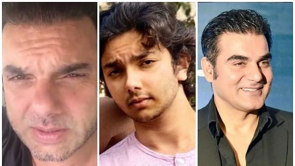 No quarantine can hold the Khans: Arbaaz, Sohail and his son Nirvaan skip quarantine, BMC files FIR