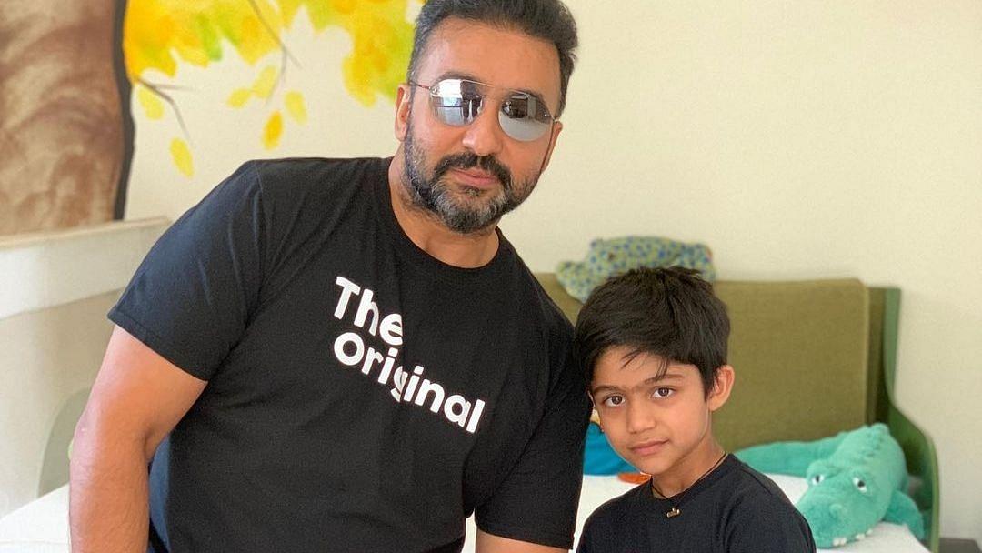 Did Raj Kundra really buy a Lamborghini car for his son Viaan? Check out his response