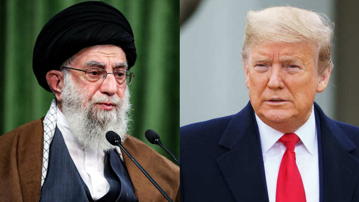 'Revenge is inevitable': Iran's Ayatollah Khamenei issues chilling threat to former US President Donald Trump