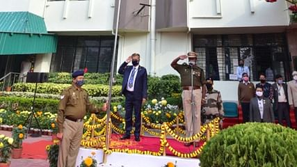 Damodar Valley Corporation celebrates 72nd Republic Day