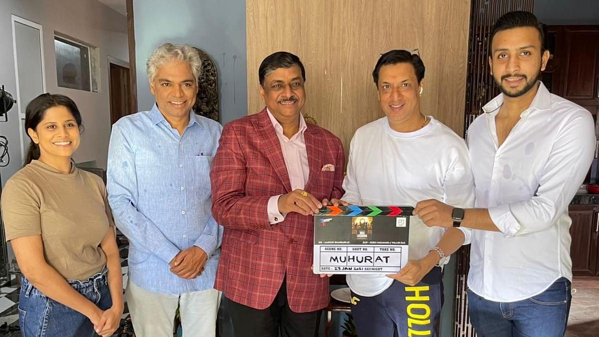 India Lockdown: Shoot beings for Madhur Bhandarkar's upcoming film inspired by true events