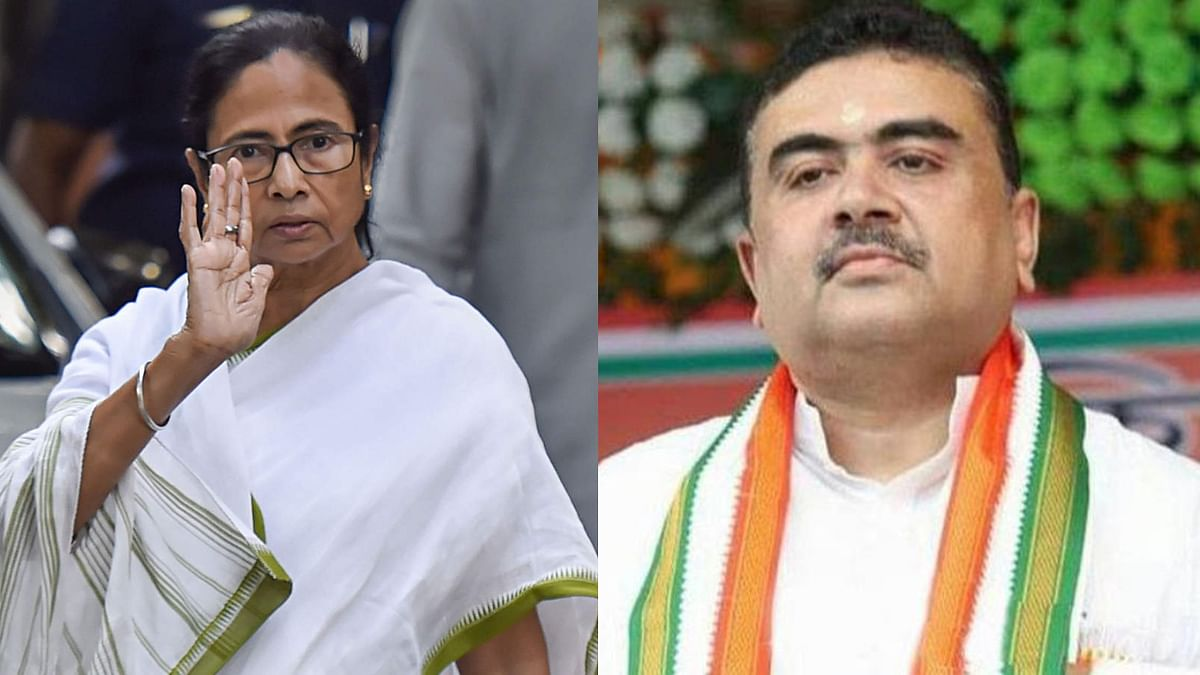 Mamata will lose by a bigger margin in Nandigram, keep 'former CM' tag ready: BJP leader Suvendu Adhikari