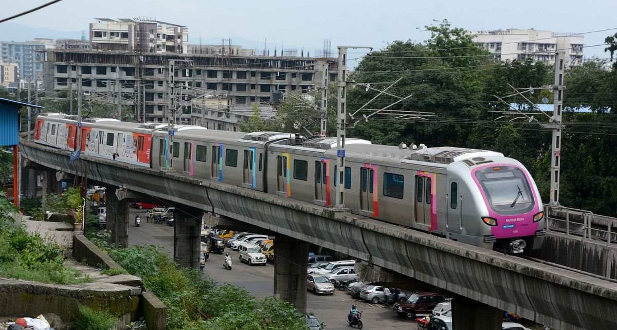 MMRDA to receive first 'Made in India' metro rake by January end