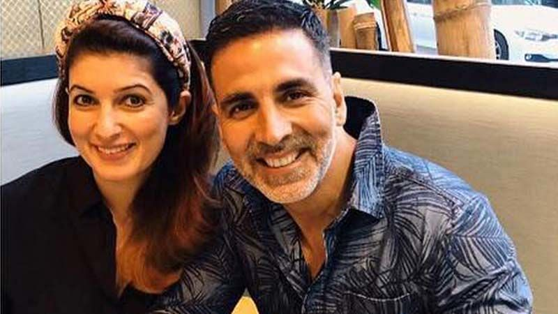 'You still make my heart flutter': Akshay Kumar shares love-soaked pic with Twinkle as they celebrate '20 years of togetherness'