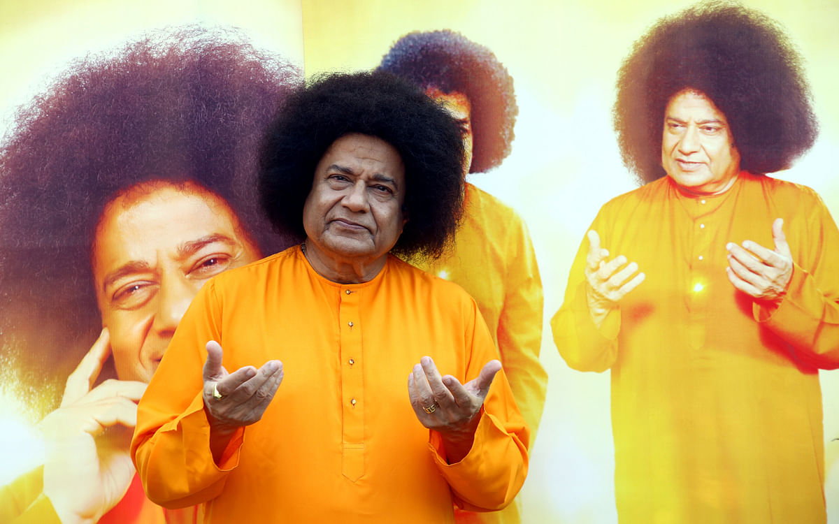 In Pics: Singer Anup Jalota to feature as late godman Satya Sai Baba in upcoming biopic