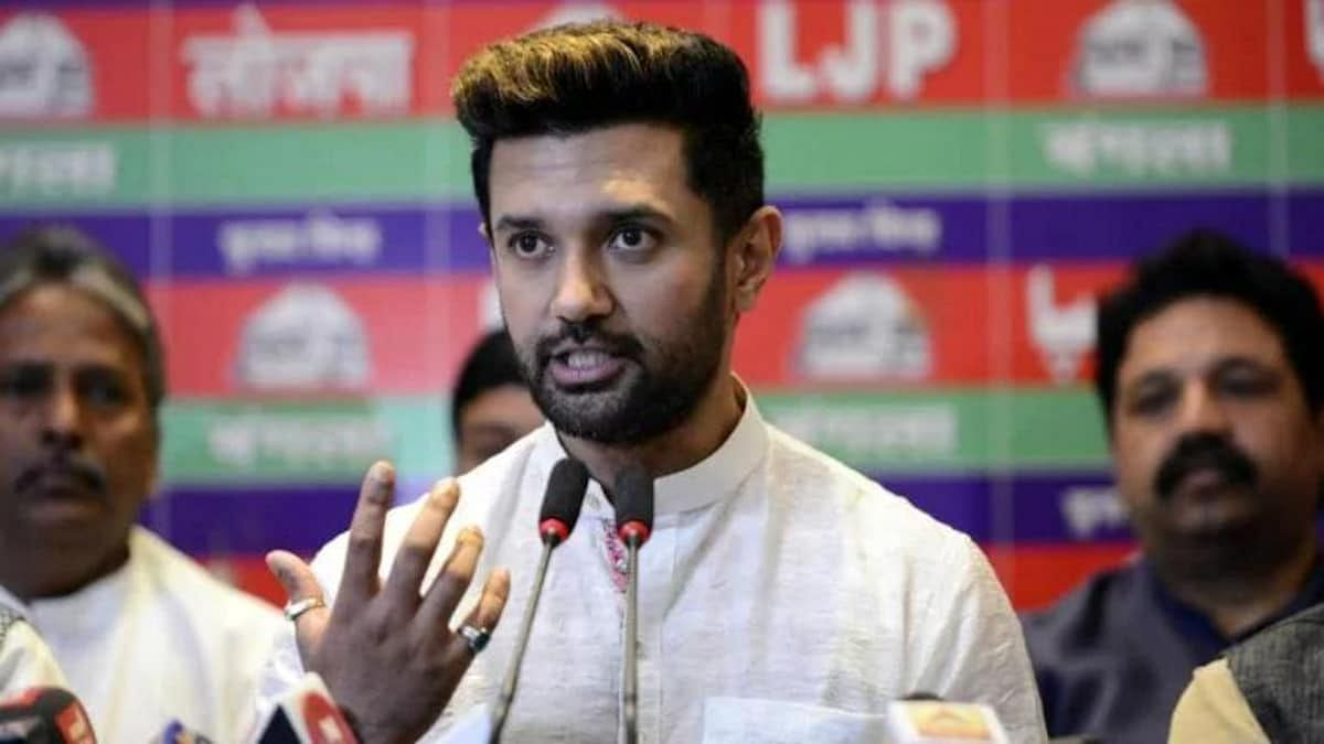 Chirag gets invite for NDA meeting, he skips for 'health reasons' as JD(U) protests