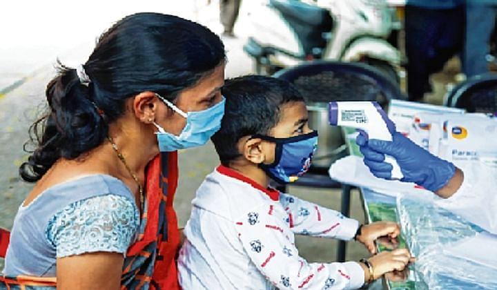 Maharashtra logs 3,579 new COVID cases, 70 die