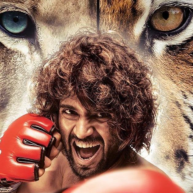 FIRST LOOK of Vijay Deverakonda and Ananya Panday's film 'Liger' revealed