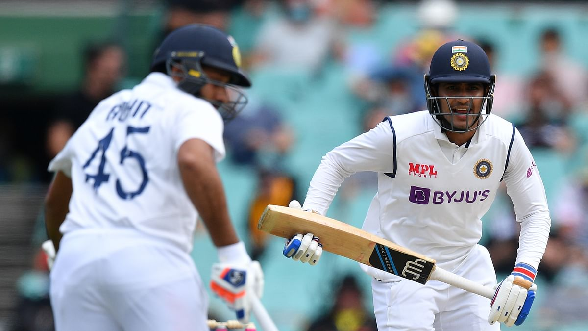 Ind vs Aus, 3rd Test: Rohit Sharma, Shubman Gill give India its first 50-plus opening stand in 14 innings