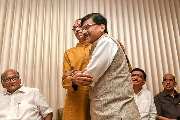 Mumbai: Sena-led MVA government too strong to be affected by allegations, says Sanjay Raut
