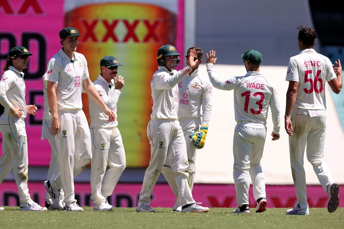 Ind vs Aus, 3rd Test: India all out for 244 against Australia; hosts take 94-run lead