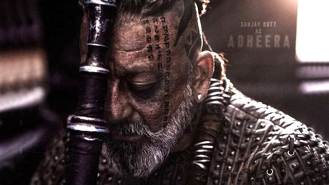 Sanjay Dutt shares Yash-starrer 'KGF: Chapter 2' release date announcement