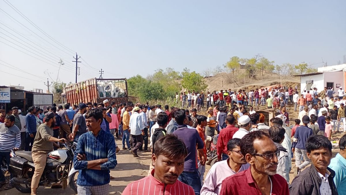Madhya Pradesh: Three minors killed in two separate road mishaps in Kukshi tehsil of Dhar district