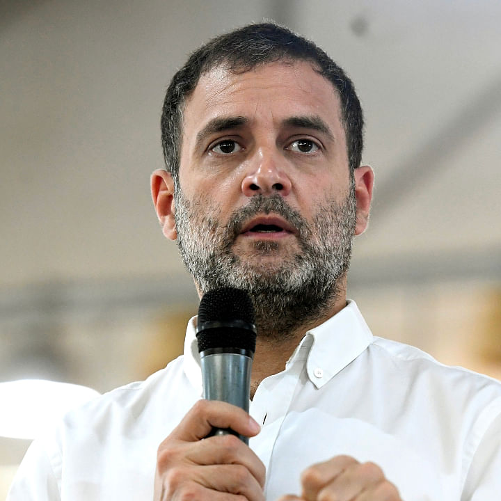 Restrain Rahul Gandhi from campaigning in Tamil Nadu: BJP plea to ECI