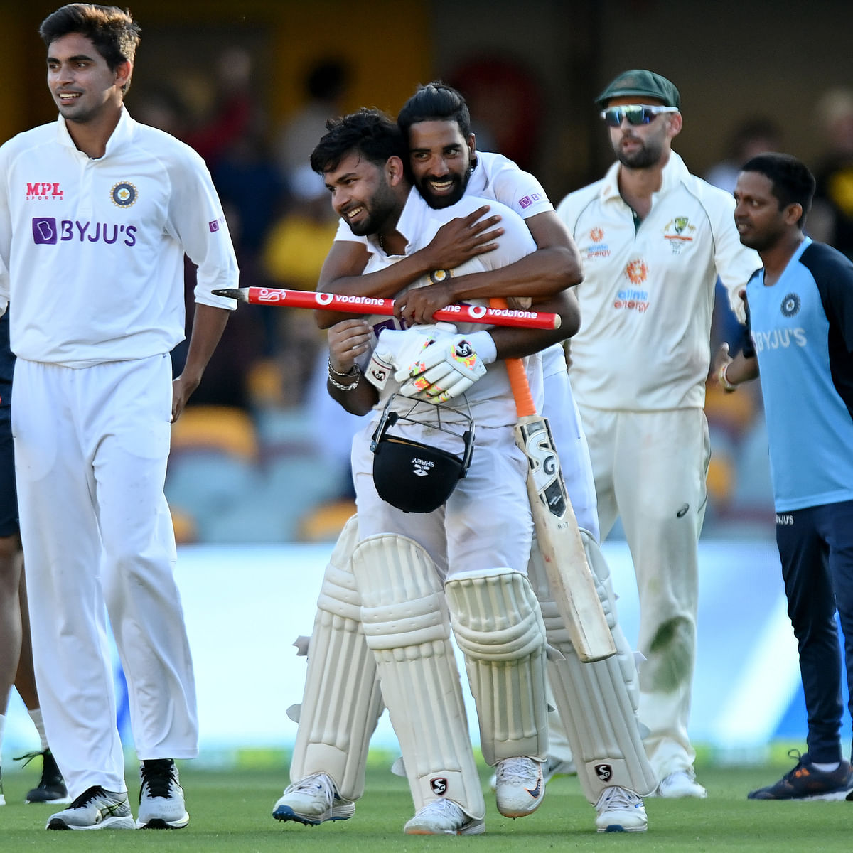 India retains Border-Gavaskar trophy with historic 2-1 win against Australia in Test series