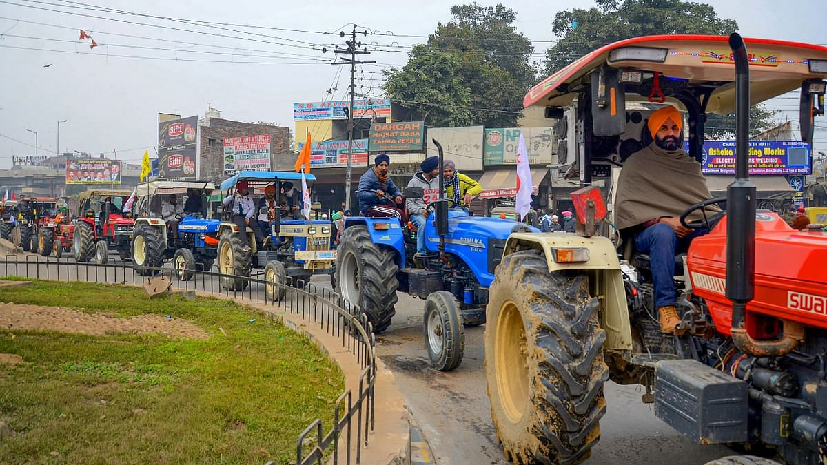 UP govt says 'no diesel for tractors' days before farmers' Republic Day tractor parade: Reports