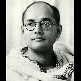 Iconic freedom fighter Subhash Chandra Bose
