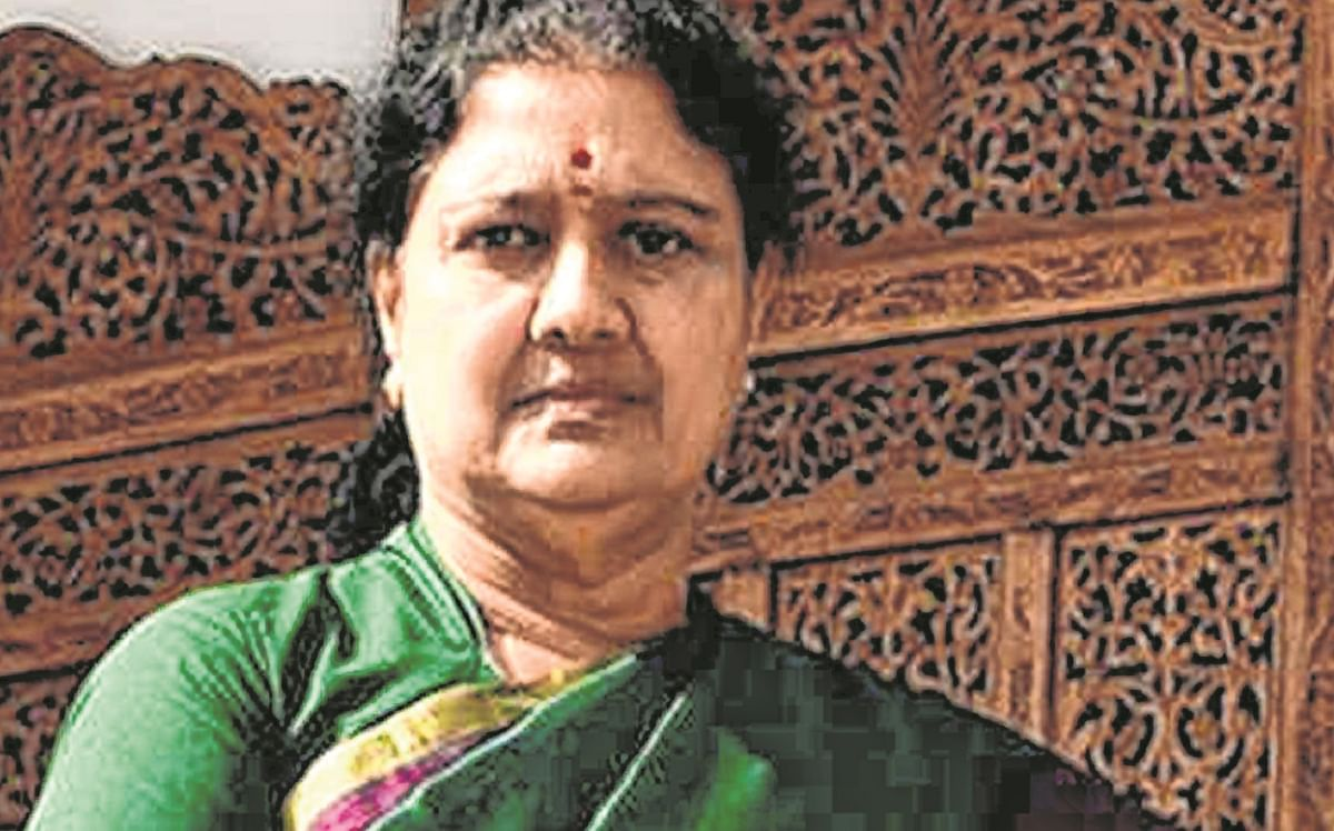 Sasikala to be discharged from hospital on Monday