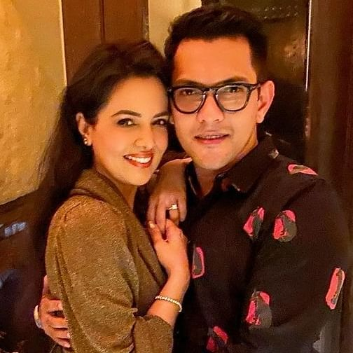 'Barring sleepovers and trips': Aditya Narayan says he's never lived with Shweta Agarwal before marriage