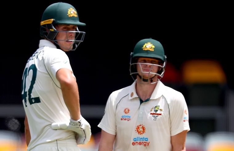 Ind vs Aus, 4th Test: Indian pacers get three after Smith's 50 as Australian lead stretches to 276 at tea