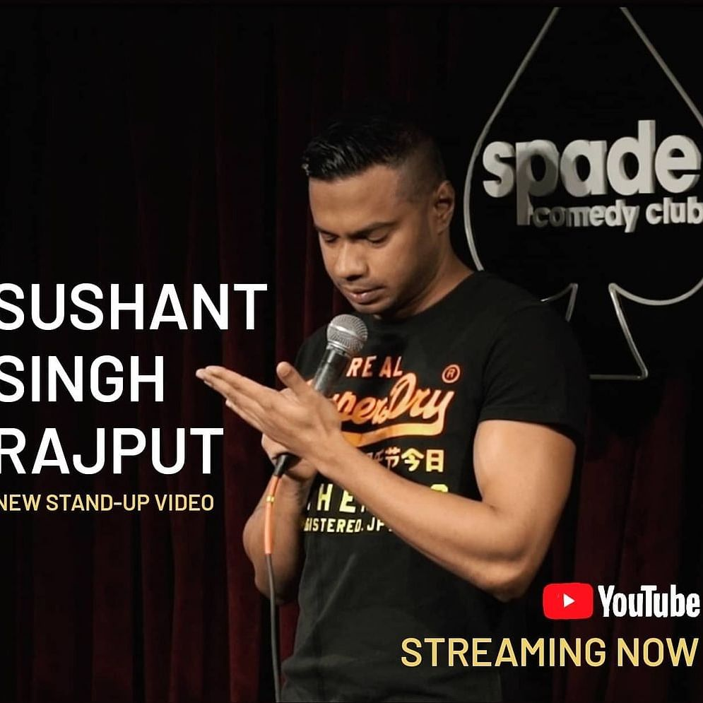 Standup comedian Daniel Fernandez issues apology after video on Sushant Singh Rajput's suicide case receives flak