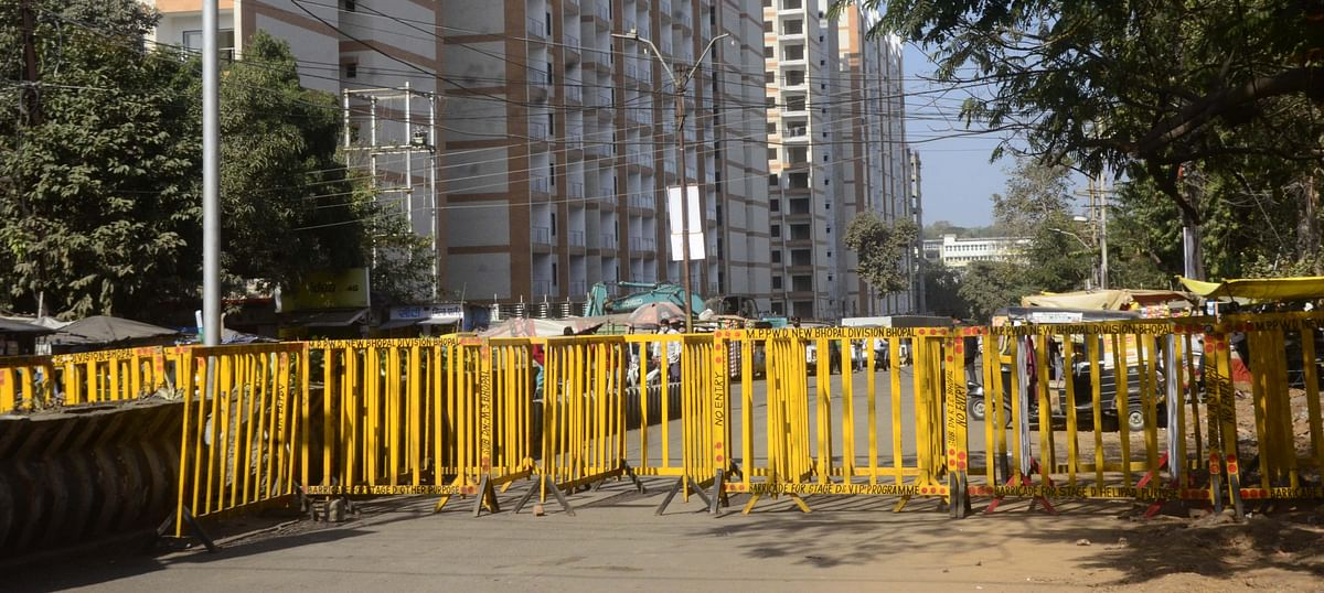 Mumbai: Traffic diversions in place for excavation work in Parel