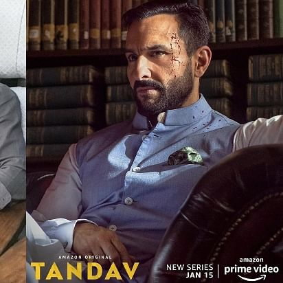 Watch: Tehseen Poonawalla says attack on Saif Ali Khan's 'Tandav' is to divert attention from Arnab Goswami's 'leaked chats'