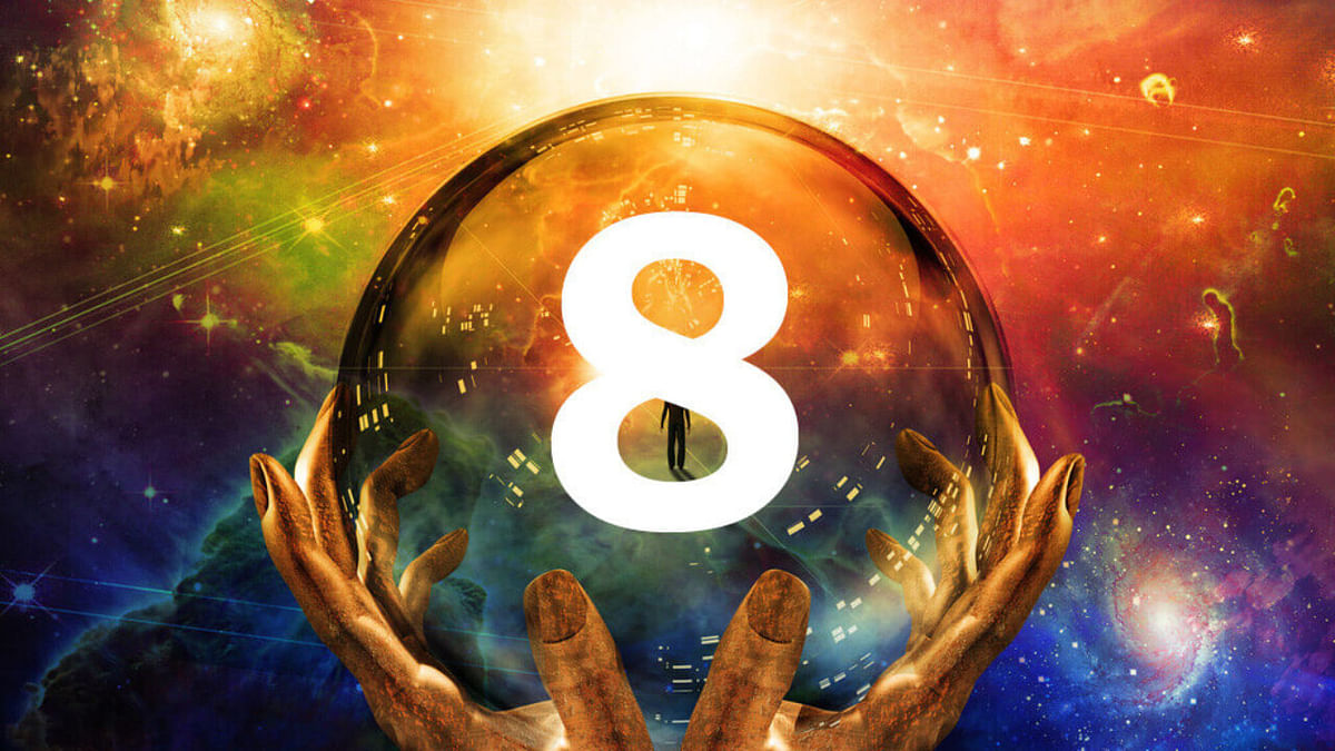 Doc Destiny: Number 8 – The number of divinity, miracles and infinity