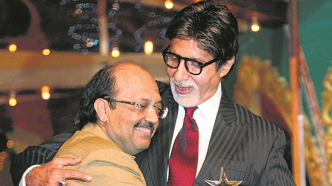 Amar Singh Birth Anniversary: Tracing the late politician's friendship and fallout with the Bachchans