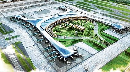 Jewar to be Asia's 2nd largest airport