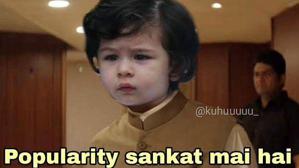 After Anushka Sharma, Virat Kohli welcome baby girl, Taimur Ali Khan trends on Twitter - check out best memes, jokes