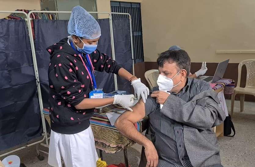 Vax 'dry-run' on January 7, 8 in Chhattisgarh